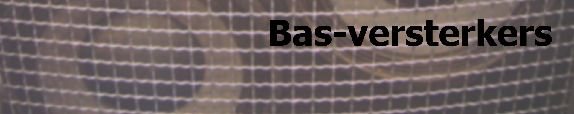 Bas-versterkers