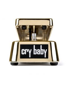 Dunlop 50TH ANNIVERSARY GOLD CRY BABY WAH