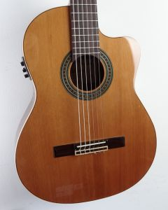 Alvarez MC75CE Masterworks Classical Acoustic Electric
