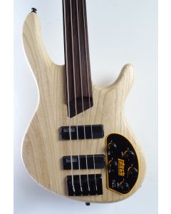 Cort B4 Fretless Plus AS Open Pore