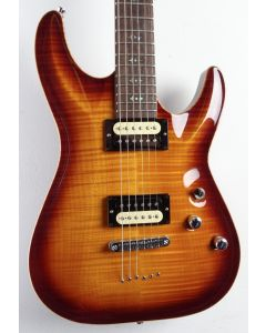 Schecter Hollywood Classic Golden Honey Burst Usa